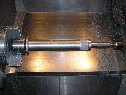 Machining at Wisconsin Metal Fab
